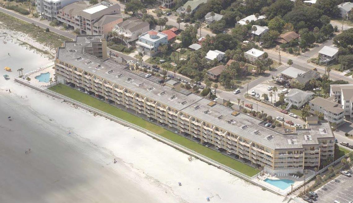 Charleston Oceanfront Villas Renovations